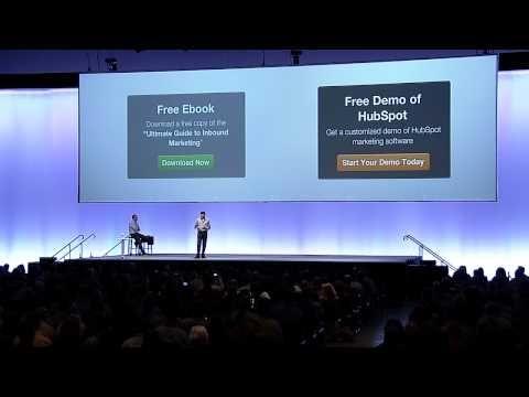 HubSpot 3 Keynote Presentation