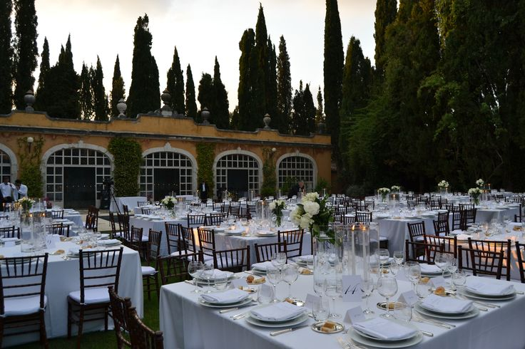 Villa La Foce  Destination Wedding in Tuscany