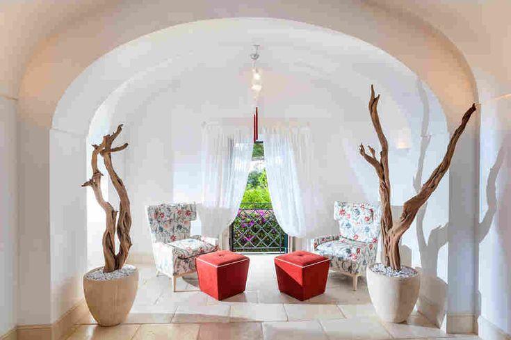Отель Villa Ferraro на острове Капри, Италия