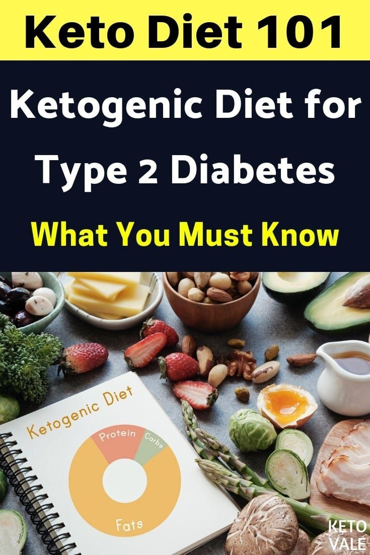 keto diet for diabetes type 2