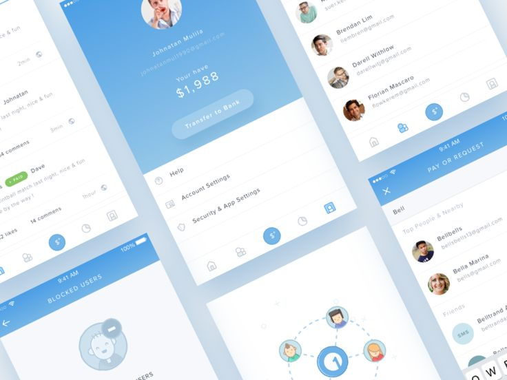 Mobile Payment System  by Ghani Pradita