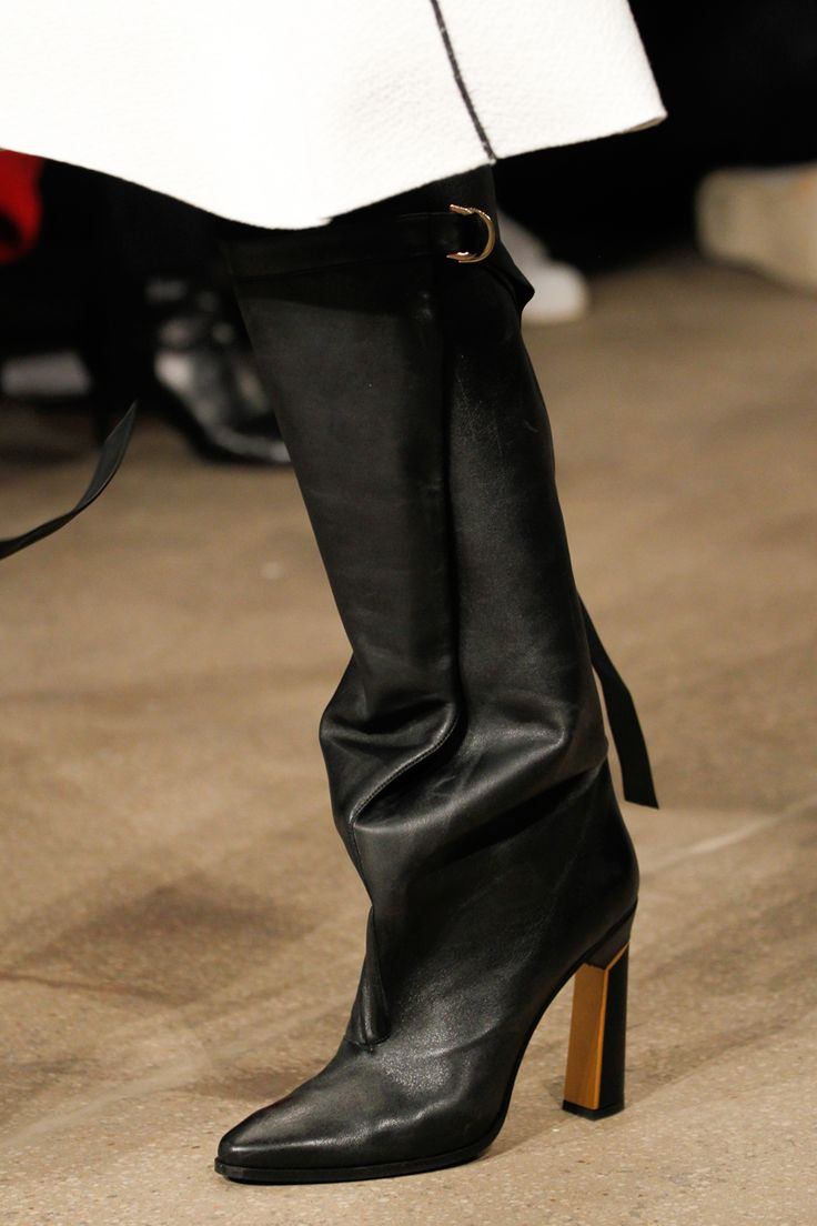 Derek Lam Fall 2014 RTW - Details - Fashion Week - Runway, Fashion Shows and…