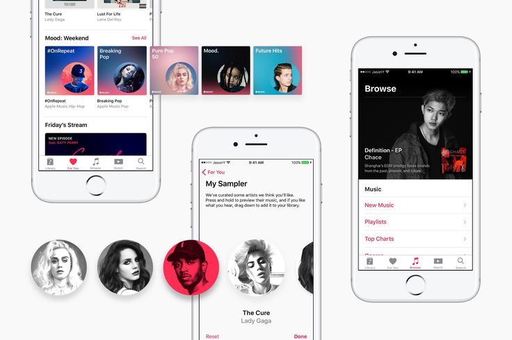 I'd like to preface this case study by stating that my intentions behind redesigning Apple Music were in no way driven by indignation or…