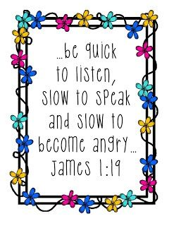 """AND THIS IS WHY: """"An angry person stirs up conflict, and a hot-tempered person commits many sins,"""" Proverbs 29:11."""