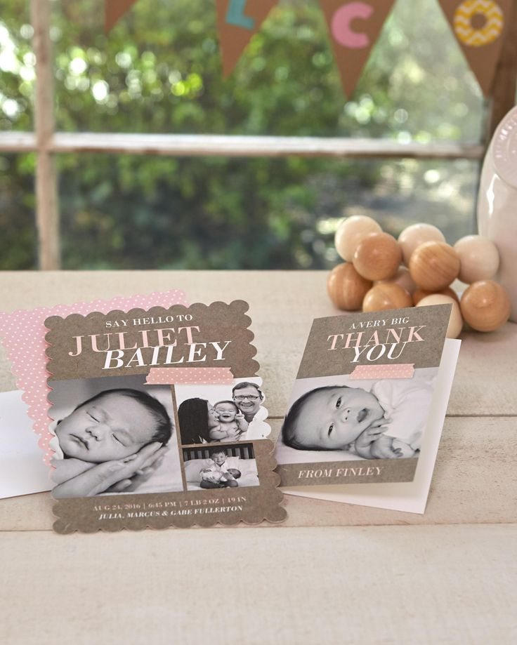17 Best images about Baby – Shutterfly Baby Announcements
