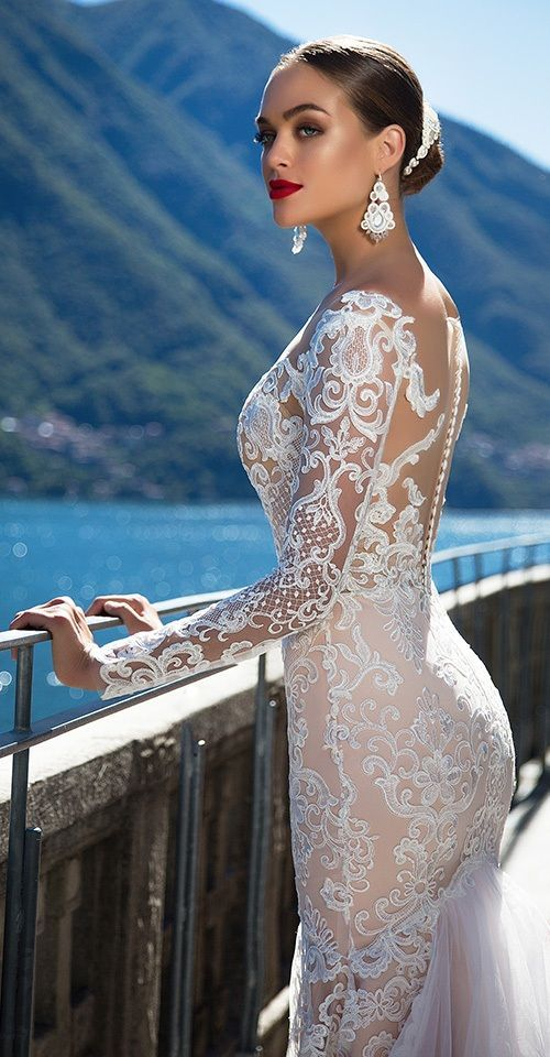 Milla Nova Bridal 2017 Wedding Dresses ariana2