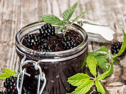 Blackberry Freezer Jam Recipe