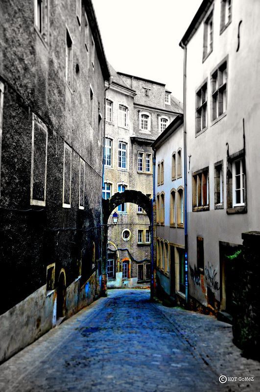Luxembourg Arch