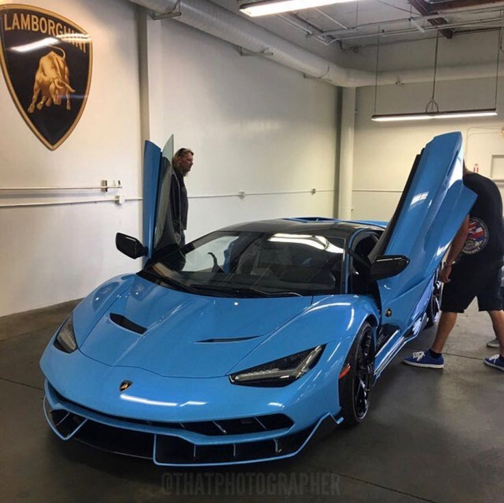 Lamborghini Centenario Coupe painted in Blu Cepheus  Photo taken by: @thatphotographer on Instagram   Owned by: @hawaiibrad on Instagram