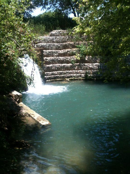 John J Stokes River Park in San Marcos, TX - https://www.realtyaustin.com/austin-swimming-holes.php#3