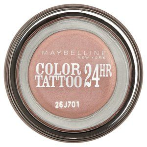 Maybelline Color Tattoo 24Hr Eyeshadow 65 Pink Gold