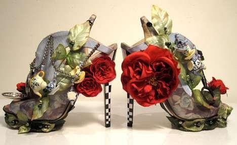 Alice in Wonderland, haute couture