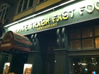 White Trash Fast Food Berlin- AWESOME!!