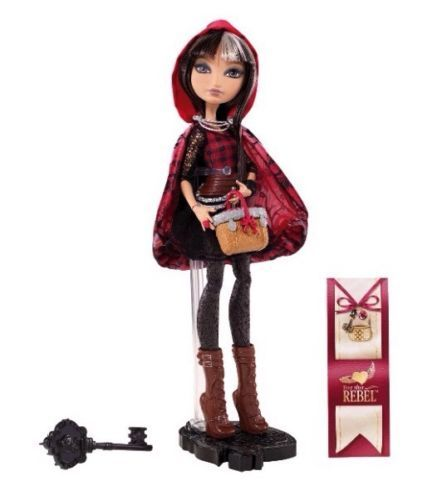 EVER AFTER HiGH CERISE HOOD JUST RELEASED IN HAND NEW