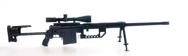 CHEYTAC INTERVENTION .408 (U.S.A.) - an American bolt action sniper rifle manufactured by CheyTac LLC. It is fed by a 7-round detachable single stack magazine. It fires .408 Chey Tac or .375 Chey Tac ammunition. CheyTac LLC states that the system is capable of delivering sub-MOA accuracy at ranges of up to 2,500 yards (2,300 m), one of the longest ranges of all modern-day sniper rifles. It is based on the EDM Arms Windrunner. The Intervention holds the world record for best group at a ...