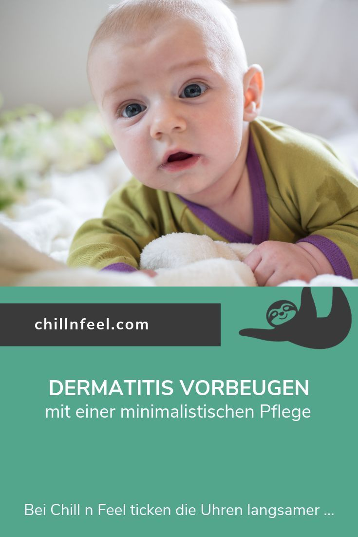 Atopias such as atopic dermatitis and food allergies prevent with the right ...  -  Hautpflege-Rezepte