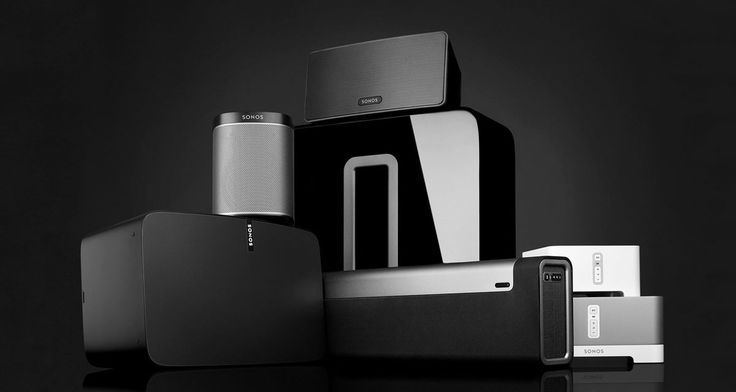 A Sonos wireless speaker system enables you to enjoy top-quality HiFi audio in every room of your house.