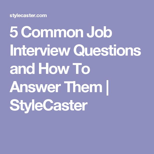 40 best Career Momentum images on Pinterest Job interviews, Career - resume questions and answers