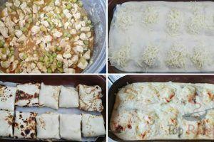 Schnelles Rezept für Eierlikör-Käsekuchen ohne Boden – Schoko Käsekuchen – C…