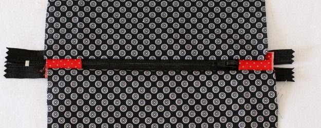 DIY Couture : comment poser proprement une fermeture éclair ? (tuto inside) | LuLu FActOrY