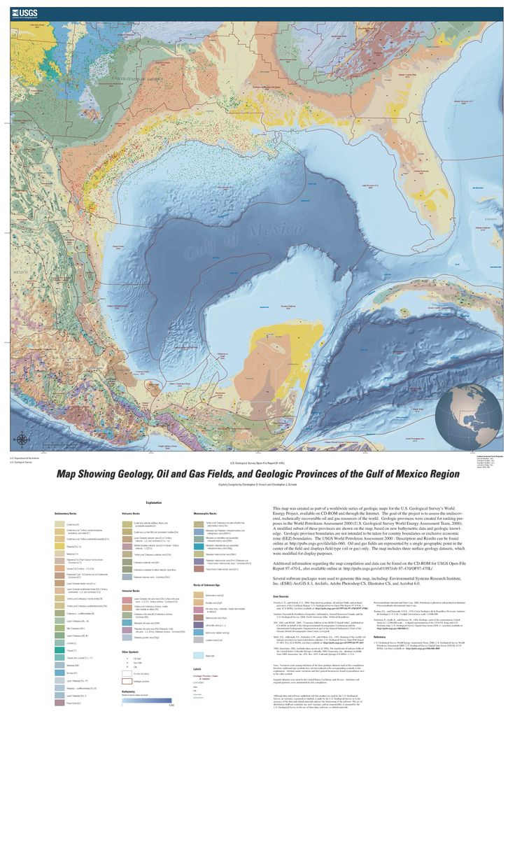 Maps US Energy Information Administration EIA Oil And Gas Maps