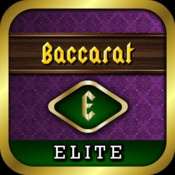 App name: Baccarat - Elite. Price: $0.99. Category: . Updated:  Jan 17, 2012. Current Version:  3.0.1. Size: 10.00 MB. Language: . Seller: . Requirements: Compatible with iPhone 3GS, iPhone 4, iPhone 4S, iPod touch (3rd generation), iPod touch (4th generation) and iPad.Requires iOS 4.0 or later.. Description: Get the popular casino game fo  r the high rollers right in yo  ur pocket. Baccarat – Elite   is the new offering from our �  ��Elite' series of exciting   casino  .