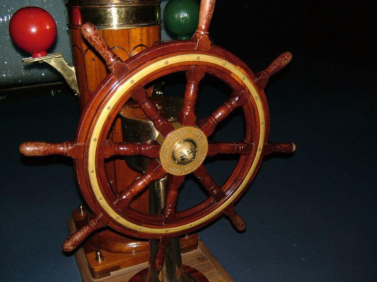 Titanic Ships Wheel   by alkaz03