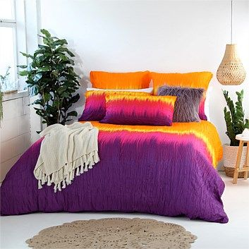 Urban Loft Ivanna Duvet Cover Set