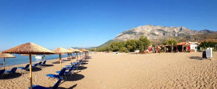 Votsalakia Beach/West Samos