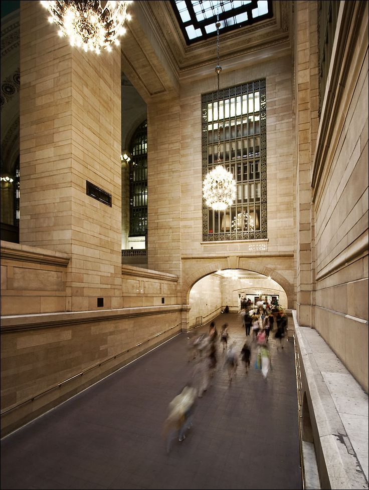 Grand Central corridor