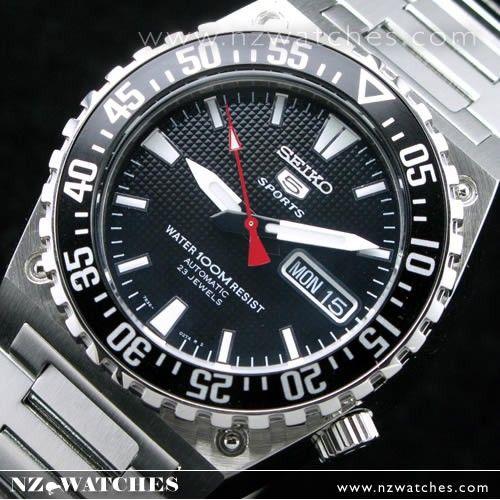 Seiko 5 Sports Automatic 100m Watch SNZD71K1 SNZD71 SNZD71K1 Nzd 234