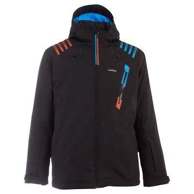 Veste ski homme midcarve noire bleue rouge wed'ze