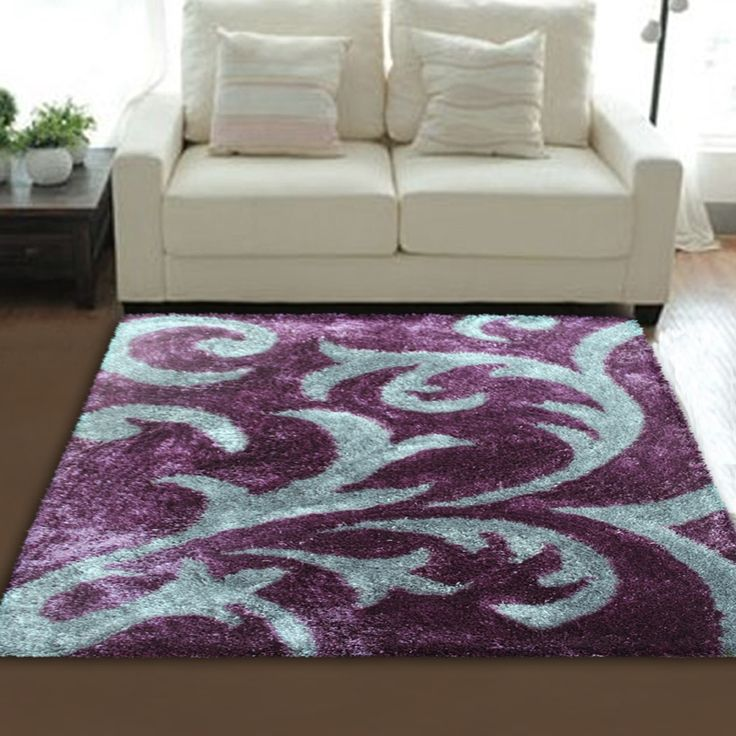 17 Best Images About Purple Area Rugs On Pinterest