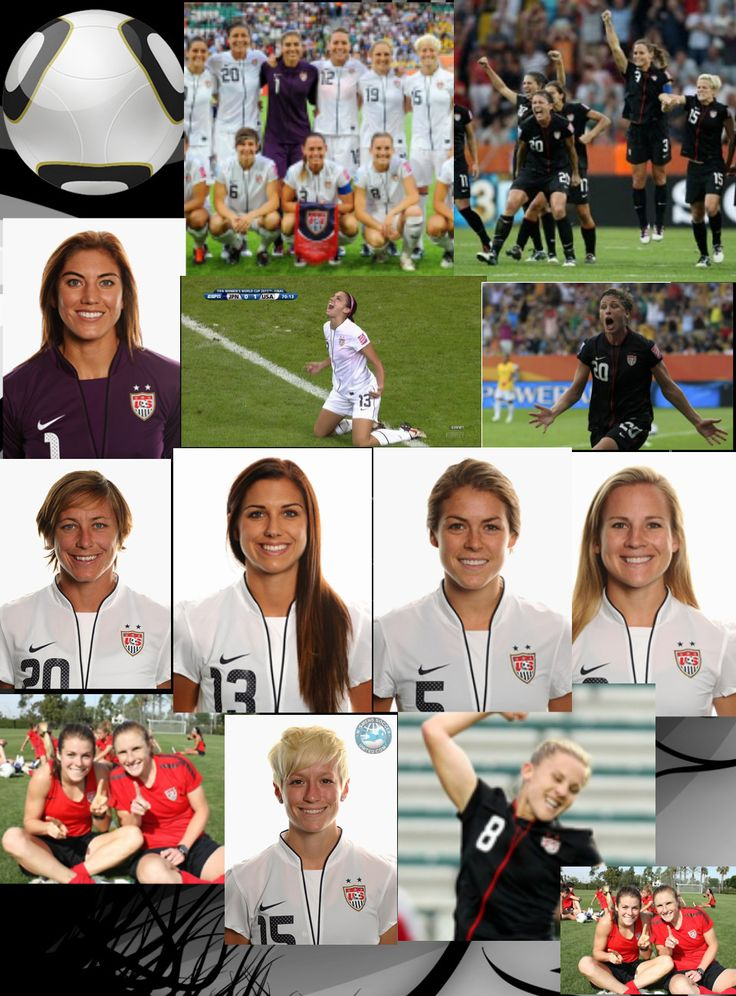 us women's soccer team | usa womens soccer team :) | Publish with Glogster!