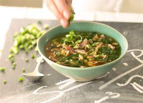 Mushroom and Pancetta Soup | Yummy | Pinterest