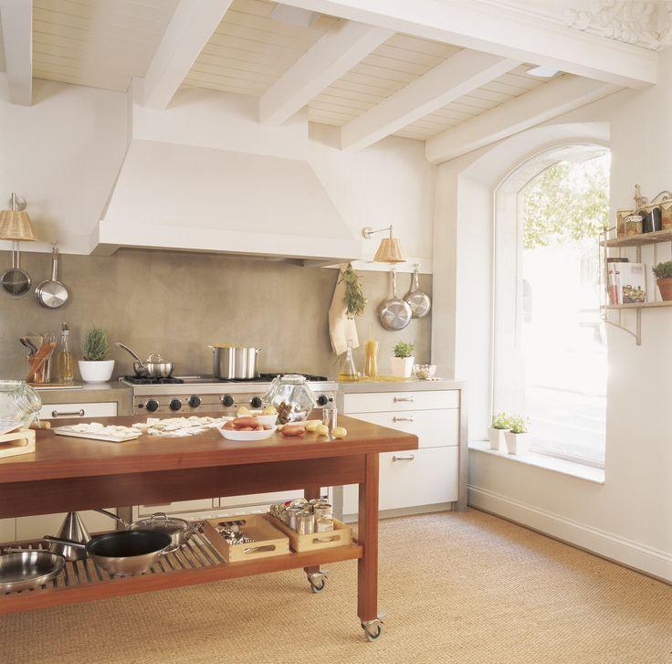 Mejores 512 imágenes de Cocinas/comedores en Pinterest | Ideas para ...