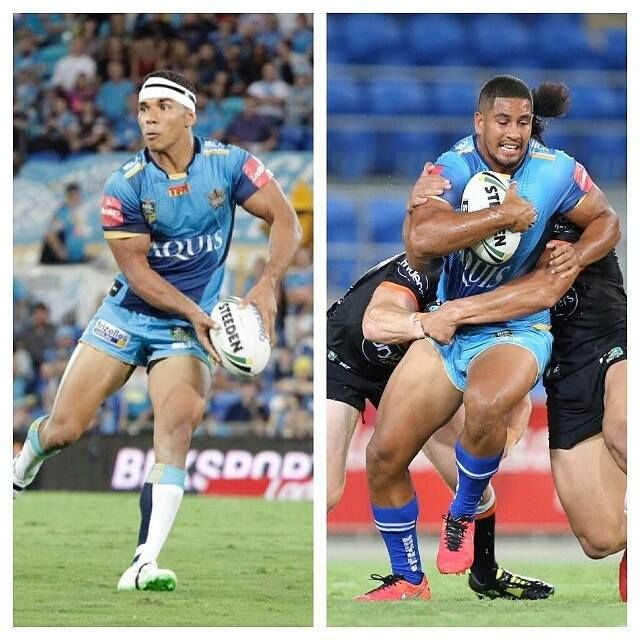 Massive Congrats to Meady and Nene for their selections in the #PNG #Kumals team. Well deserved lads #Nrl #Footy #NRL #gctitans #PNG - http://ift.tt/1HQJd81