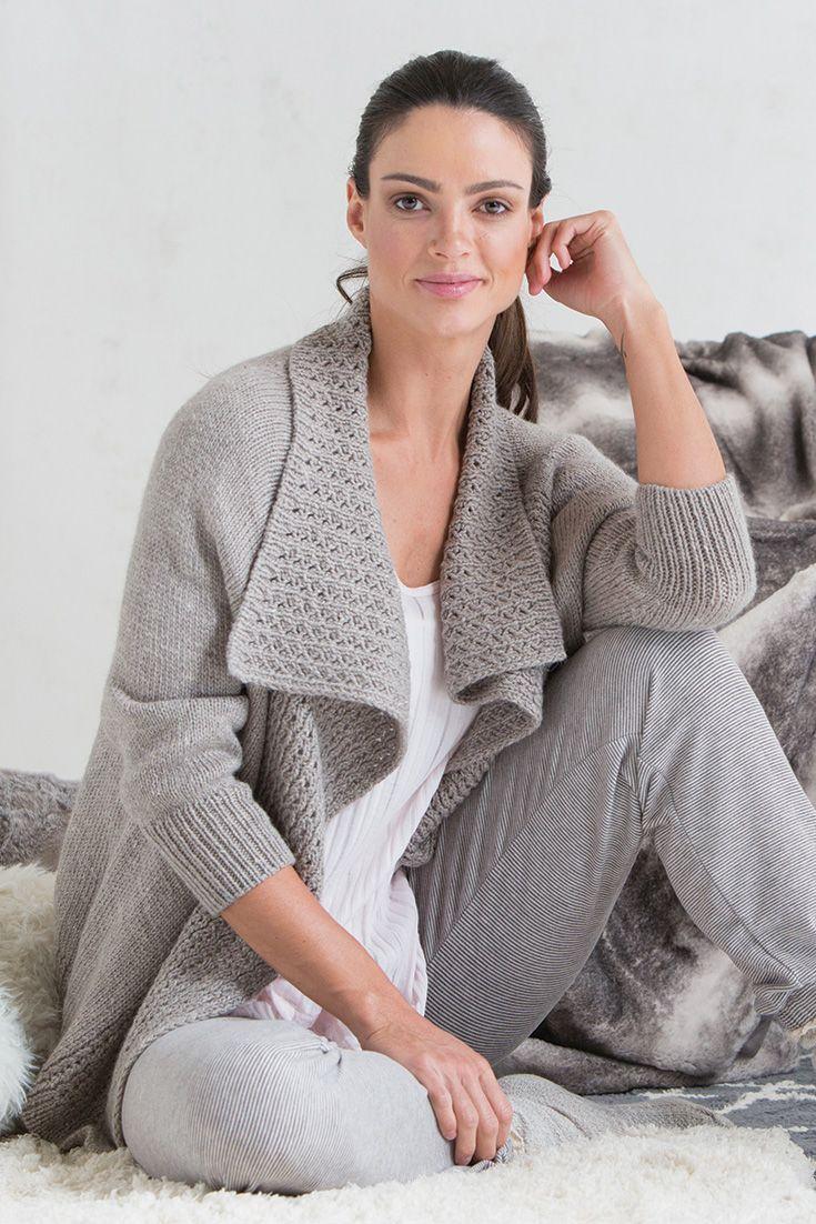 134 best Cardigan Knitting Patterns images on Pinterest