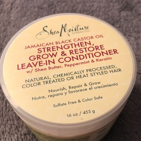 Shop Women's Shea Moisture size OS Makeup at a discounted price at Poshmark. Description: 🎀10% OFF WHEN YOU BUY 2 OR MORE ITEMS 🎀. ⭐️Will be including BONUS beauty samples with any purchase from my store! ⭐️ Thanks for stopping by and feel free to leave comments so i can check out yours! This item was bought and opened but never used. i honestly couldn't tell you why i thought this was the hair mask when it says leave in conditioner on the bottle.. Sold by britt_paigex. Fast deliver...