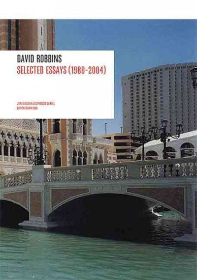 Selected Essays by David Robbins who was born in Whitefish Bay and has worked with Andy Warhol, George Plimpton, and Diana Vreeland.