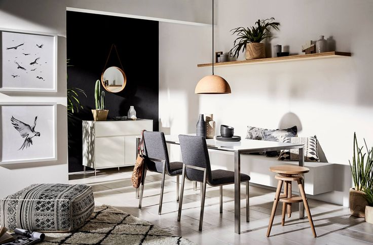Create the perfect space with furniture from freedom. Sleek, modern and functional - do you love this look as much as us?