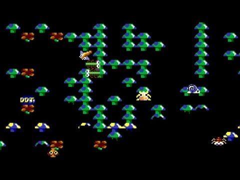 AtariCrypt: Megapede