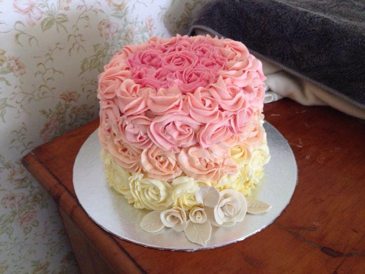 Marinas 50th cake