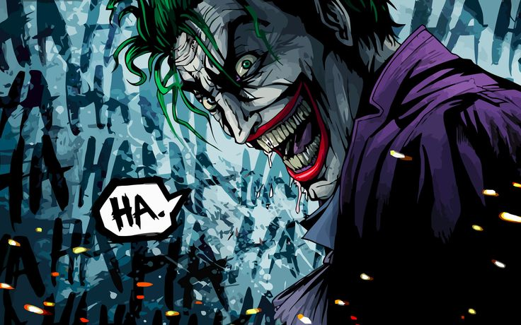 Joker HD Wallpapers Backgrounds Wallpaper