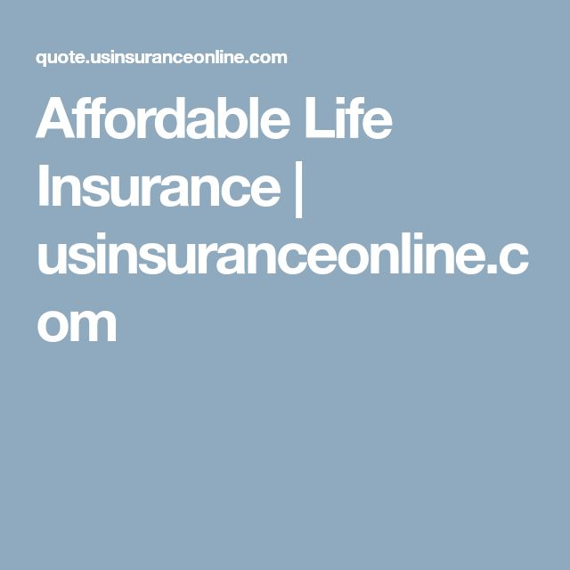 Affordable Life Insurance Quotes Online Fascinating Best 25 Affordable Life Insurance Ideas On Pinterest  Life
