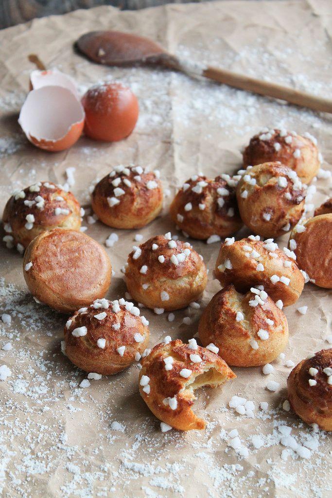 Chouquettes Sans Beurre - Aime & Mange
