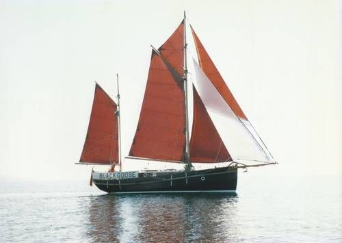 """CORNISH TRADER 