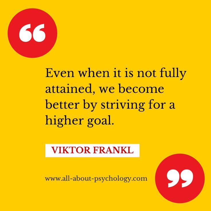 Viktor Frankl quote. #ViktorFrankl #PsychologyQuotes #psychology