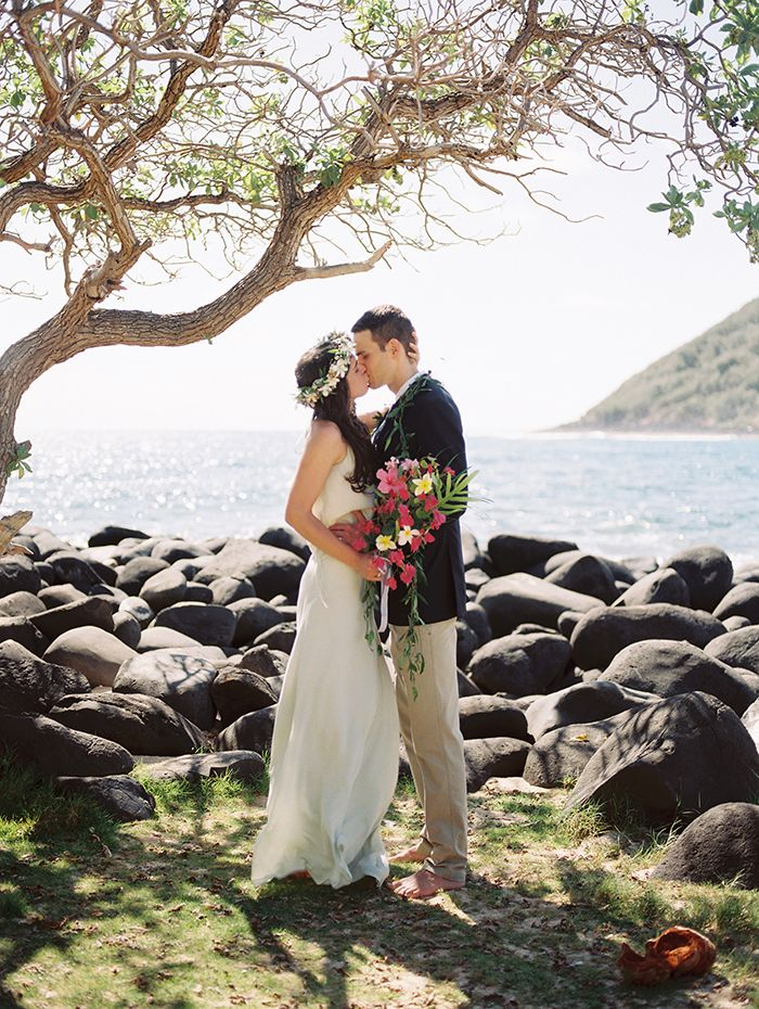 A Meaningful Elopement in Hawaii