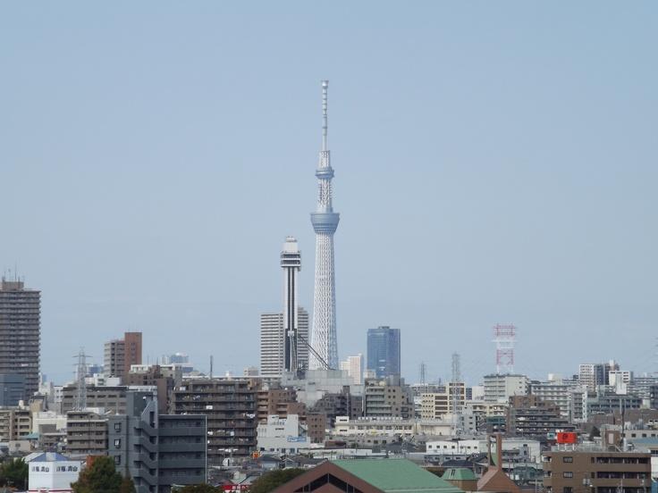 Tokyo Sky Tree, Oct.08.2012